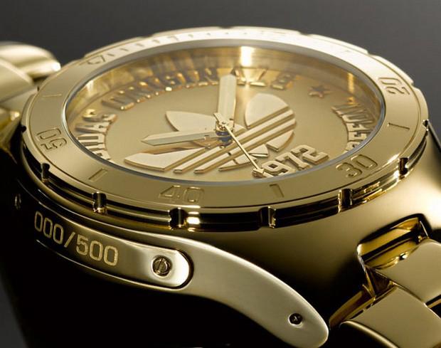 Adidas Originals Trefoil Watch