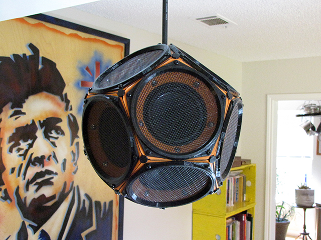 DIY Dodecahedron Speaker