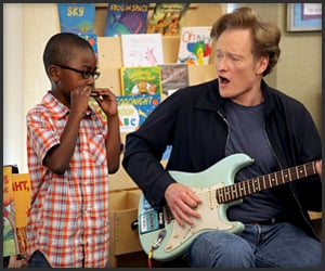 Conan & Kids Write Blues Songs