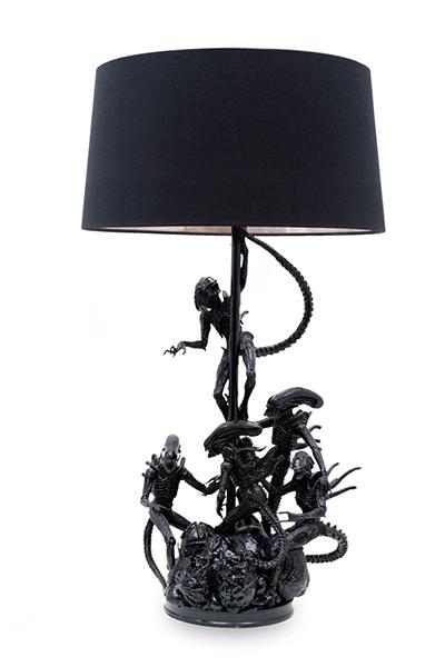 Evil Robot Bespoke Lamps