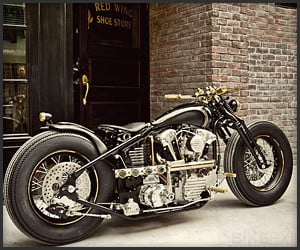 Rough Crafts Harley Knucklehead