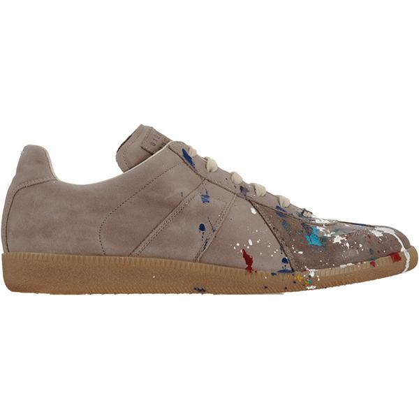 MMM Paint Splatter Sneakers