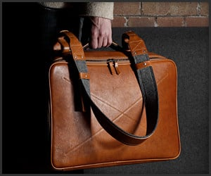 Hard Graft CarryOn Suitcase