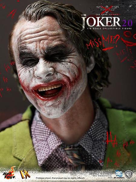 Hot Toys Joker 2.0