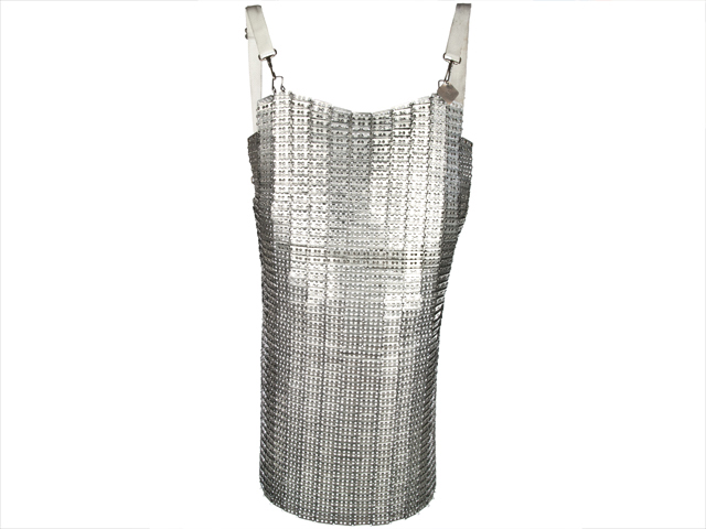 Chain Mail Apron