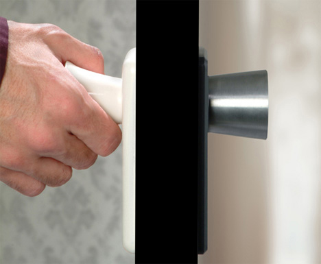 Disappearing Doorknob