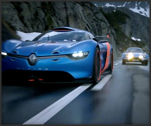 Alpine A110-50 vs. A110