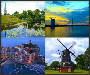 C'est de toute beauté : sites et lieux magnifiques de notre monde.  030712_eurolapse_t