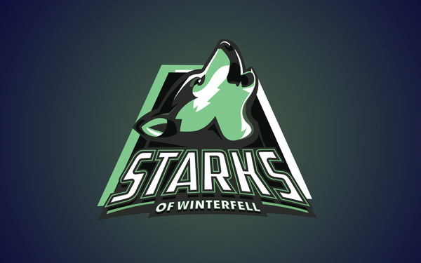 Game of Thrones Sports Logos