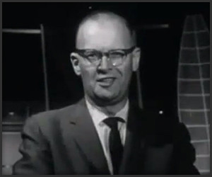 Arthur C. Clarke Predicts Future
