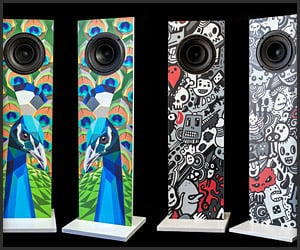 Urban Fidelity Speakers
