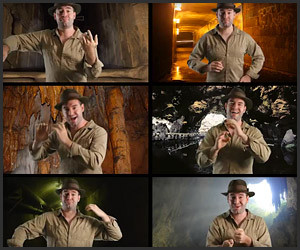 Indiana Jones Theme (A Capella)