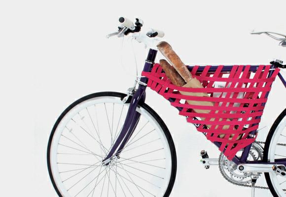 Reel Bike Storage System