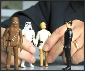 Colin Mochrie's Star Wars