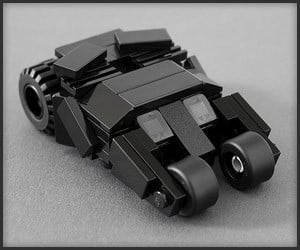 Mini Batman Vehicles