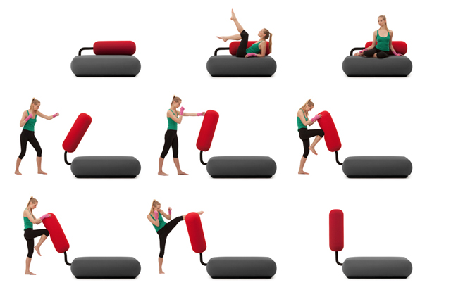 Boxing Couch