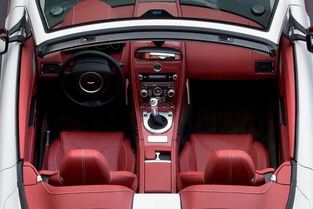 2013 AM V12 Vantage Roadster