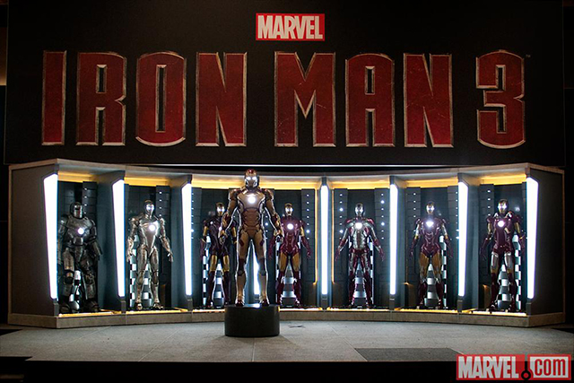 Iron Man 3: New Armor