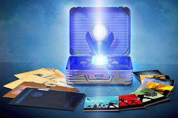 Marvel 10-Disc Blu-ray Set