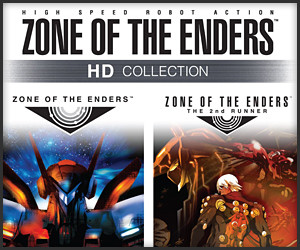 Zone of the Enders HD Set