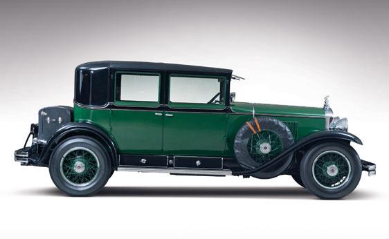 Al Capone's Cadillac