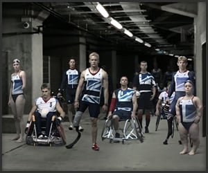 2012 Paralympics: Superhumans