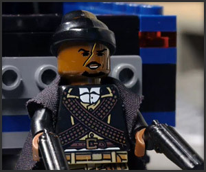 LEGO The Wire