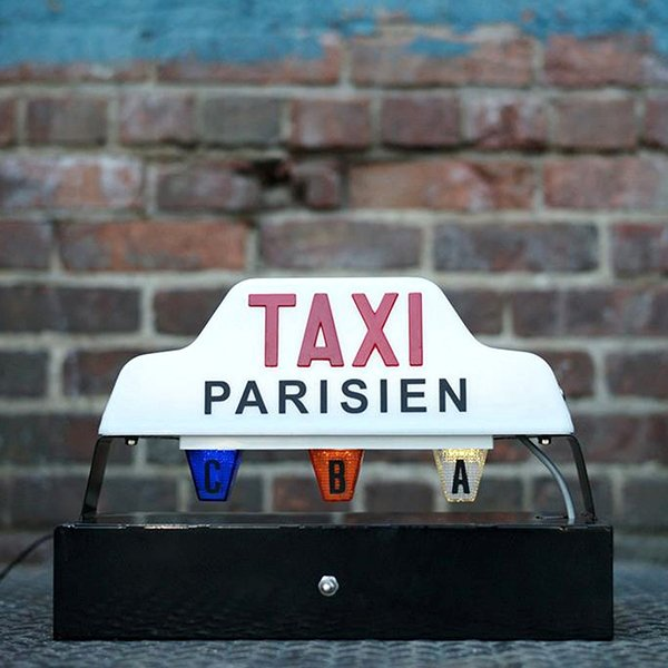Taxi Lamps