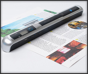 IRIScan Book 2 Scanner