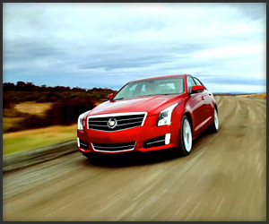 Cadillac ATS vs. The World