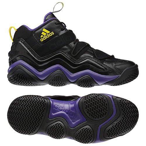 Adidas Top Ten 2K Black/Purple