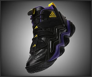 Adidas Top Ten 2K Black/Purple