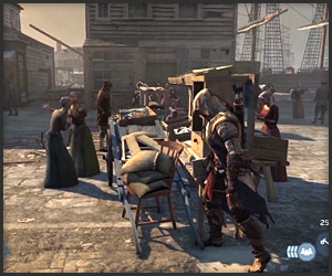 Assassin's Creed 3 (Gameplay 3)