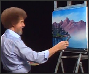 Bob Ross Remix