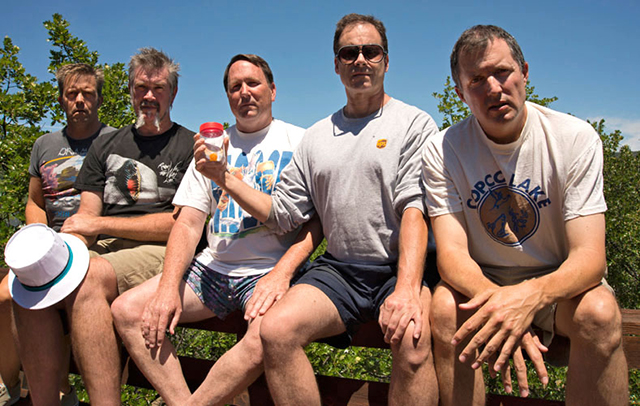 Five Friends, Thirty Years