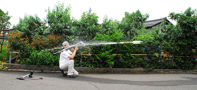 RPG-7 PET Bottle Launcher