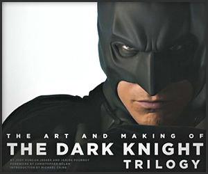 Dark Knight Trilogy Book