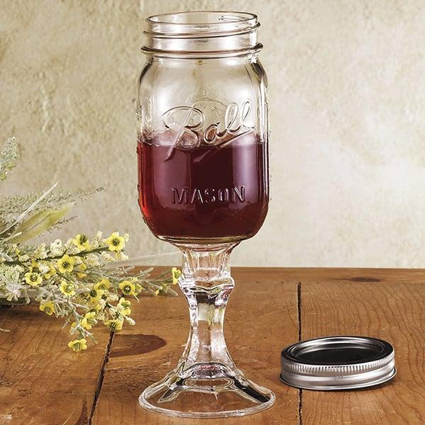 RedNek Wine Glass