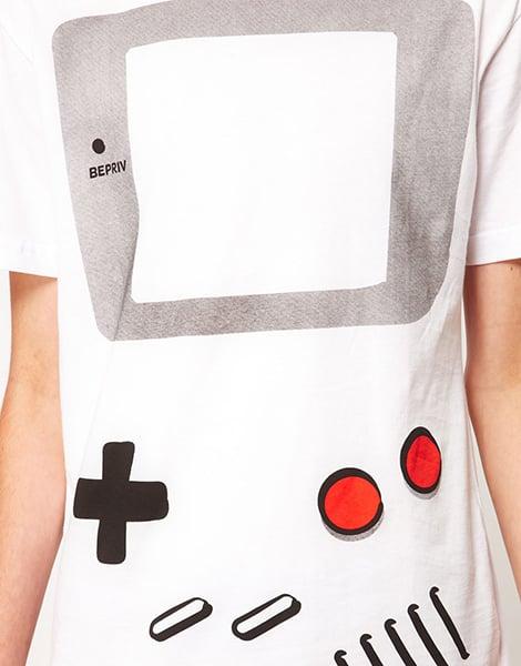 BePriv Game Boy T-Shirt