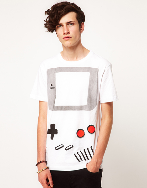 BePriv Game Boy T-Shirt