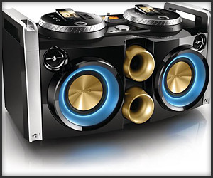 Philips DJ Dock