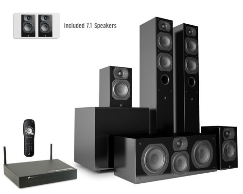 Intimus 4T Wireless Speakers