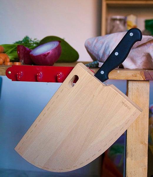 Scabbard Cutting Board