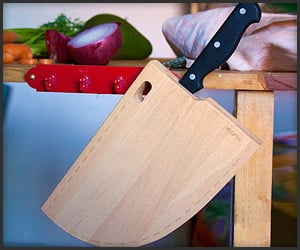Scabbard Cutting Board