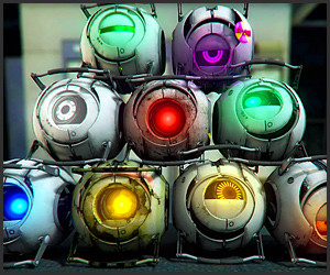 Portal 2: Meet the Cores