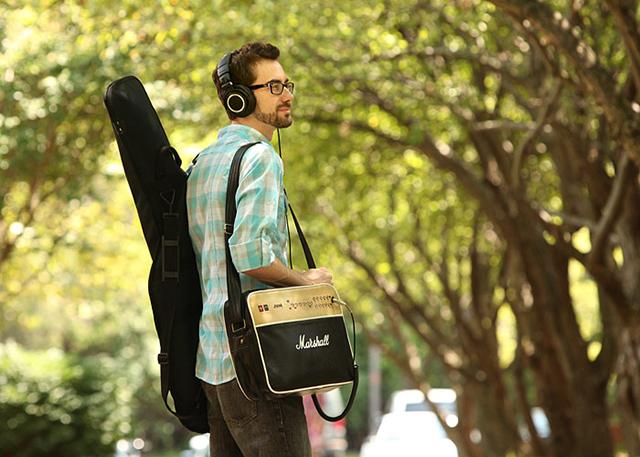 Marshall Amp Shoulder Bag