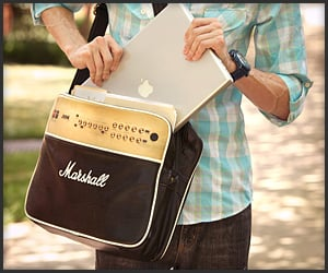 Marshall Amp Shoulder Bag