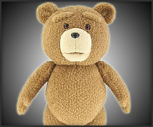 Ted 24″ Talking Teddy Bear
