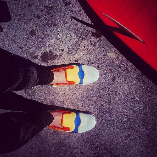 Blu Kicks