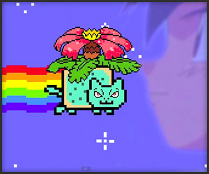 Nyan Cat x Pokemon